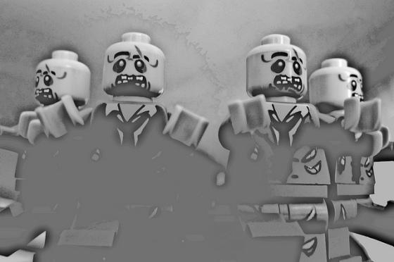 Prepare for Zombie Apocalypse