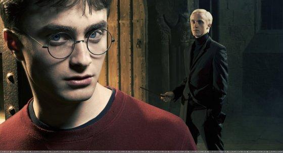 Harry et Drago