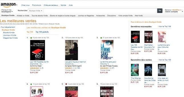 TOP 100 Amazon