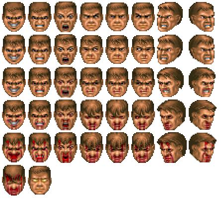 Doom Visage