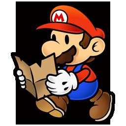Mario et son livre