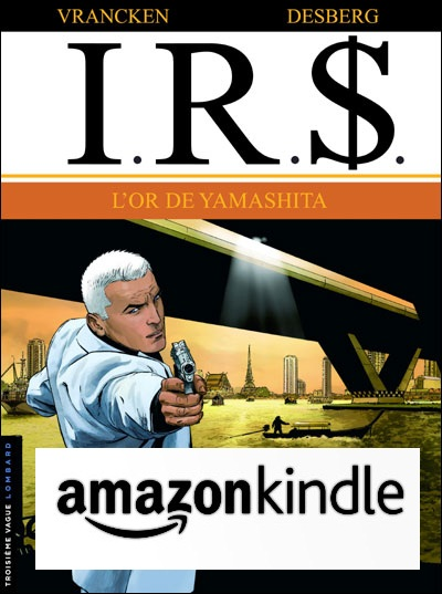 IRS Amazon Kindle
