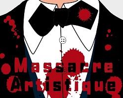 Massacre Artistique : Roman, horreur, gore