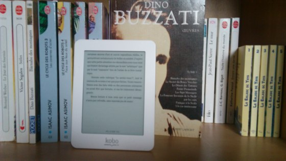 Test Kobo Mini