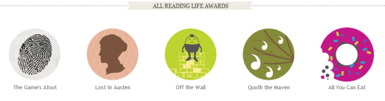 Récompenses Reading Life