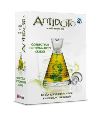 boîte Antidote 8