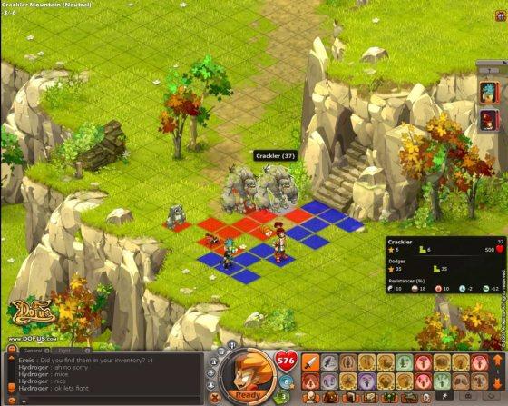 Dofus screenshot