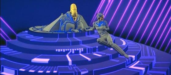 Tron réalité virtuelle
