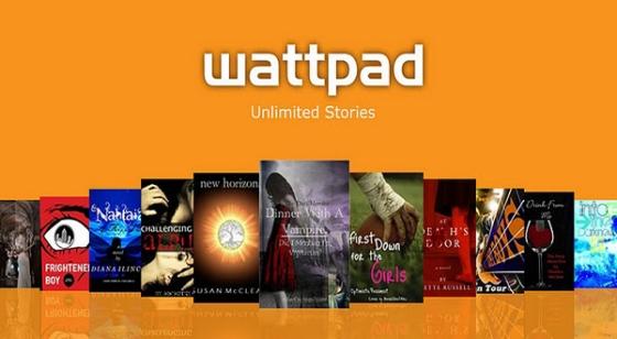 Présentation de Wattpad