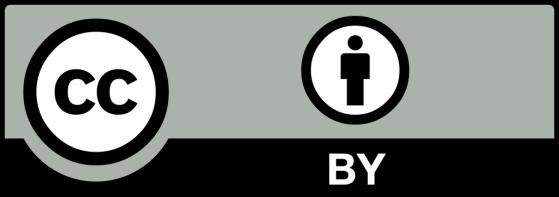 Le licence CC-BY exige uniquement l'attribution du nom de l'auteur.