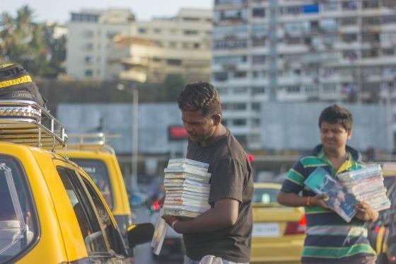 Vendre soi-même ses livres pourra être une solution (Crédits photo : Vikramdeep Sidhu)