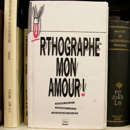 Orthographe roman