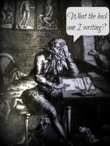 Se mettre à écrire un roman est loin d'être aussi facile qu'on le croit... (Crédit photo : Cali4beach)