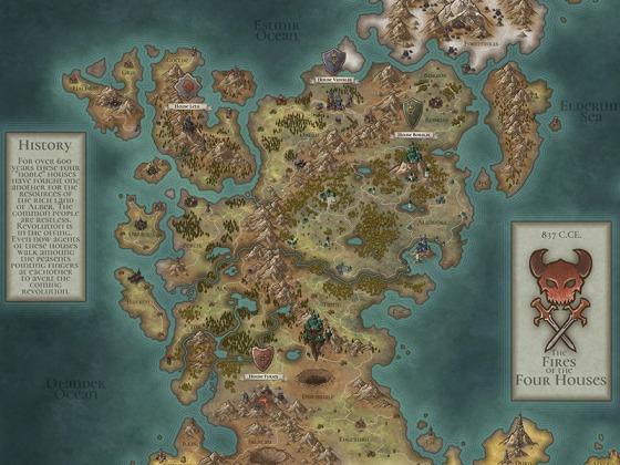 Carte roman fantasy